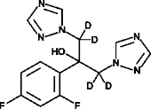 Fluconazole-d<sub>4</sub>