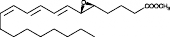 Leukotriene A<sub>3</sub> methyl ester