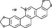 Sanguinarine (chloride)