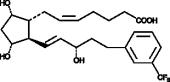 17-<wbr/>trifluoromethylphenyl trinor Prostaglandin F<sub>2?</sub>