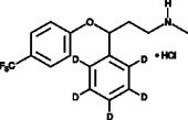 Fluoxetine-d<sub>5</sub> (hydro<wbr>chloride)