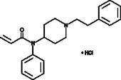 Acrylfentanyl (hydro<wbr>chloride)