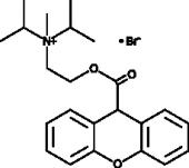 Propantheline (bromide)