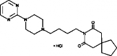 Buspirone (hydro<wbr/>chloride)