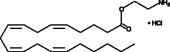 O-<wbr/>Arachidonoyl Ethanolamine (hydro<wbr>chloride)