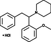 Methox<wbr/>phenidine (hydro<wbr>chloride)