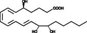 Lipoxin B<sub>4</sub>