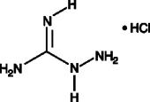 Amino<wbr/>guanidine (hydro<wbr>chloride)