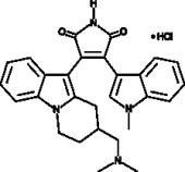 Bisindolyl<wbr/>maleimide XI (hydro<wbr>chloride)
