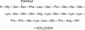 Ghrelin (rat) (palmitoyl) (trifluoro<wbr/>acetate salt)
