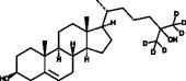 25-<wbr/>hydroxy Cholesterol-<wbr/>d<sub>6</sub>