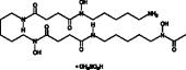 Deferoxamine (mesylate)