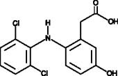 5-hydroxy Diclofenac