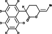 (R)-<wbr/>Bromoenol lactone-<wbr/>d<sub>7</sub>