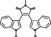 Bisindolyl<wbr/>maleimide V