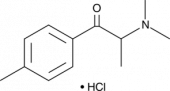 4-methyl-N,N-<wbr/>Dimethyl<wbr/>cathinone (hydro<wbr>chloride)
