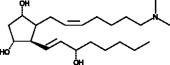 Prostaglandin F<sub>2α</sub> dimethyl amine