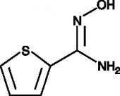 Thiophene-<wbr/>2-<wbr/>amidoxime