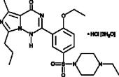 Vardenafil (hydro<wbr/>chloride hydrate)