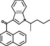 JWH 018 N-<wbr/>(1-<wbr/>methylbutyl) isomer