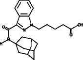 AKB48 N-<wbr/>pentanoic acid metabolite