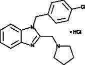 Clemizole (hydro<wbr>chloride)