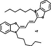 3,3'-Dihexyloxacarbocyanine (iodide)