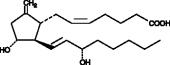 9-<wbr/>deoxy-<wbr/>9-<wbr/>methylene Prostaglandin E<sub>2</sub>