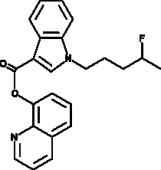 5-<wbr/>fluoro PB-<wbr/>22 N-<wbr/>(4-<wbr/>fluoropentyl) isomer