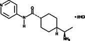 Y-<wbr/>27632 (hydro<wbr>chloride)