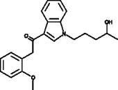 JWH 250 N-<wbr/>(4-<wbr/>hydroxypentyl) metabolite