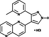 ALK5 Inhibitor II (hydro<wbr>chloride)