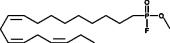 Methyl ?-<wbr/>Linolenyl Fluoro<wbr/>phosphonate