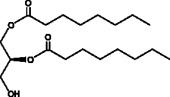 1,2-<wbr/>Dioctanoyl-<wbr/><em>sn</em>-<wbr/>glycerol