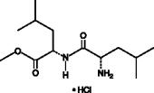L-<wbr/>Leucyl-<wbr/>L-<wbr/>Leucine methyl ester (hydro<wbr>chloride)
