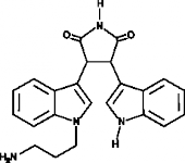 Bisindolyl<wbr/>maleimide III