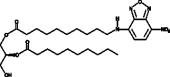 1-<wbr/>NBD-<wbr/>decanoyl-<wbr/>2-<wbr/>decanoyl-<wbr/><em>sn</em>-<wbr/>Glycerol