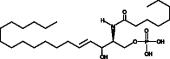 C8 Ceramide-1-<wbr/>phosphate (d18:1/8:0)