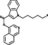 5-<wbr/>fluoro PB-<wbr/>22 4-<wbr/>hydroxyisoquinoline isomer