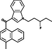 MAM2201 N-<wbr/>(3-<wbr/>fluoropentyl) isomer