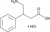 Phenibut (hydro<wbr>chloride)