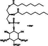 PtdIns-<wbr/>(3,4,5)-<wbr/>P<sub>3</sub> (1,2-<wbr/>dioctanoyl) (sodium salt)