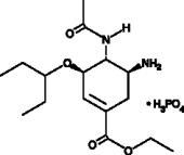 Oseltamivir (phosphate)
