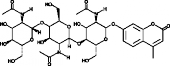 4-<wbr/>Methyl<wbr/>umbelliferyl-<wbr/>β-<wbr/>D-<wbr/>N,N',N''-<wbr/>Triacetyl<wbr/>chitotrioside