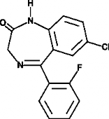 Desalkyl<wbr/>flurazepam (CRM)