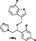 Sertaconazole (nitrate)