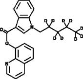 PB-<wbr/>22-<wbr/>d<sub>9</sub>