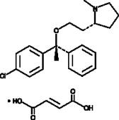 Clemastine (fumarate)