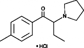 4-<wbr/>methyl-<wbr/>?-<wbr/>Pyrrolidinobutiophenone (hydro<wbr>chloride)