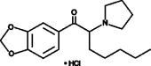 3,4-<wbr/>Methylenedioxy PV8 (hydro<wbr>chloride)